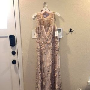 NWT: New David's Bridal Mother of the Bride Dress